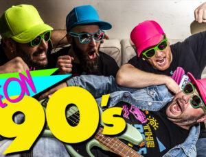 Neon 90's Promo Video